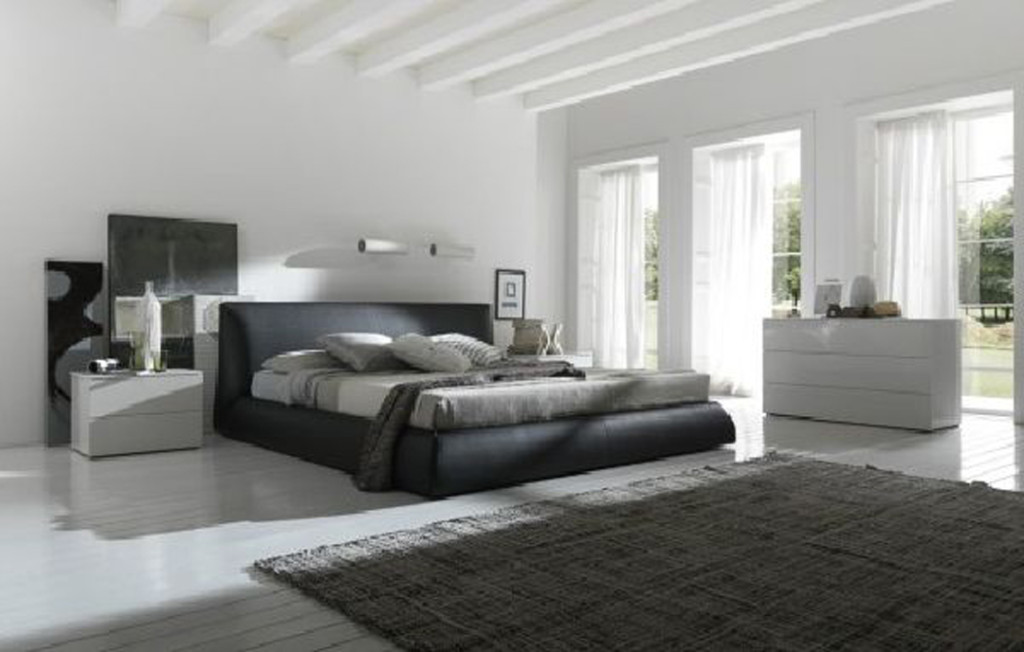 modern-master-bedroom-decorating-design-ideas-black-white-color-theme