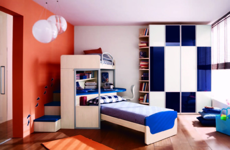 modern-mid-century-boys-bedroom-design-