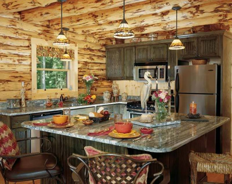 interior design blog » Blog Archive Kitchen Decorating Ideas Rustic