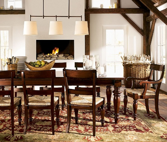 rustic-dining-room-tables-and-chairs