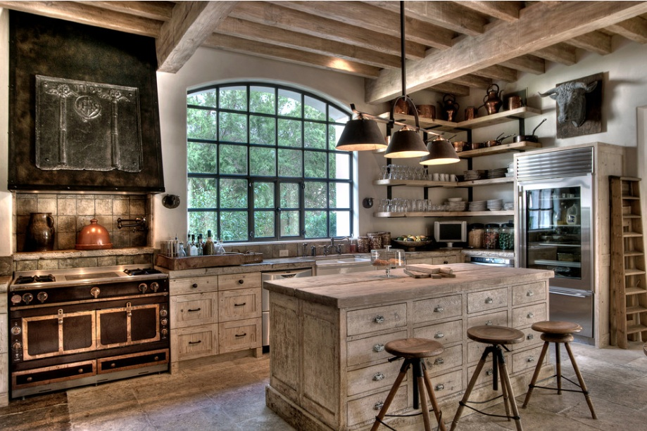 rustic-kitchen_