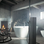 20 Marvelous Rustic Bathroom Design Ideas
