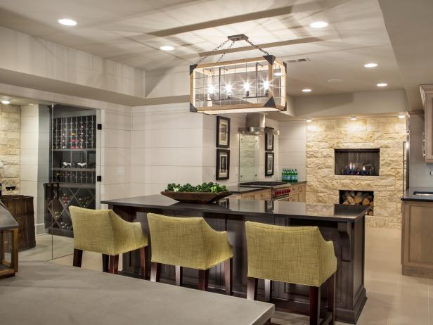 superb transitional-basement_