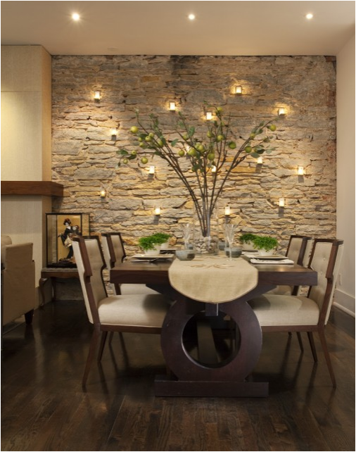 transitional dining room_ designs_