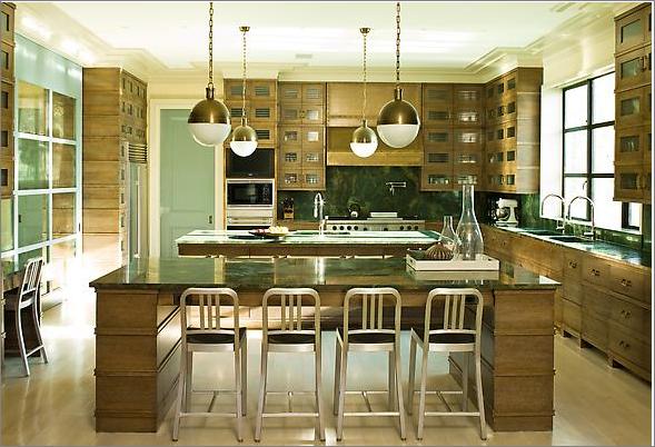 transitional kitchens