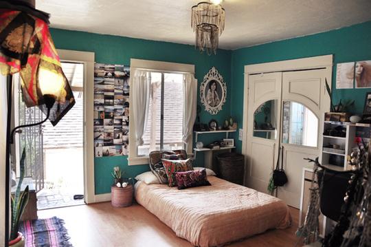 Bohemian-Style-Bedroom-