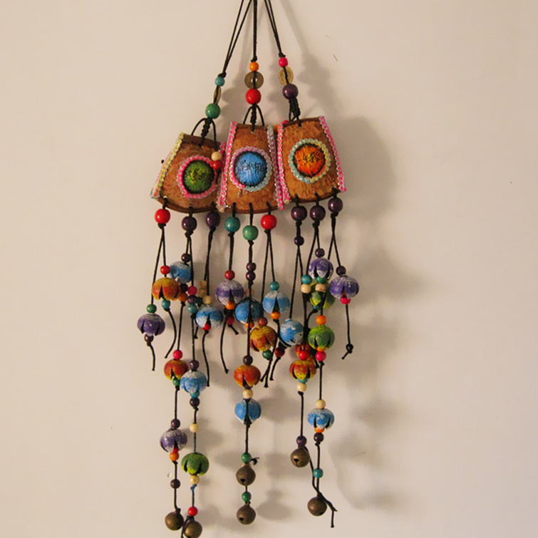 Creative-berries-hanging-wind-chimes-