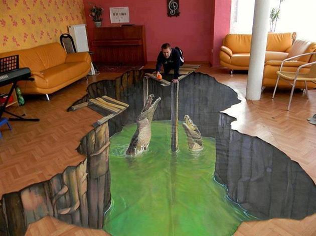 Household-3D-Floor-Art-1