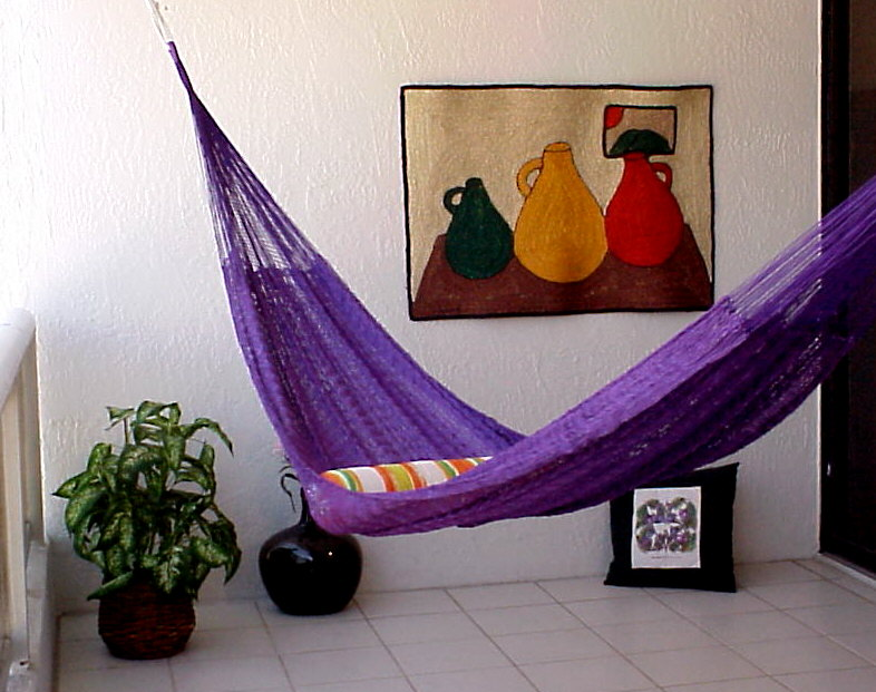 Indoor Hammocks _