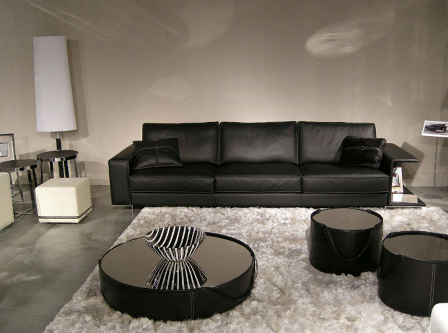 Italian-Sofas-Design-for-Home-Interior-Furnishings-by-Gamma-International-Bond-Sofa