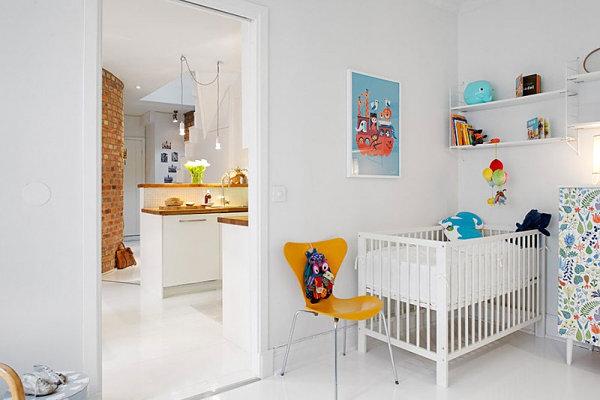 Modern-Scandinavian-nursery