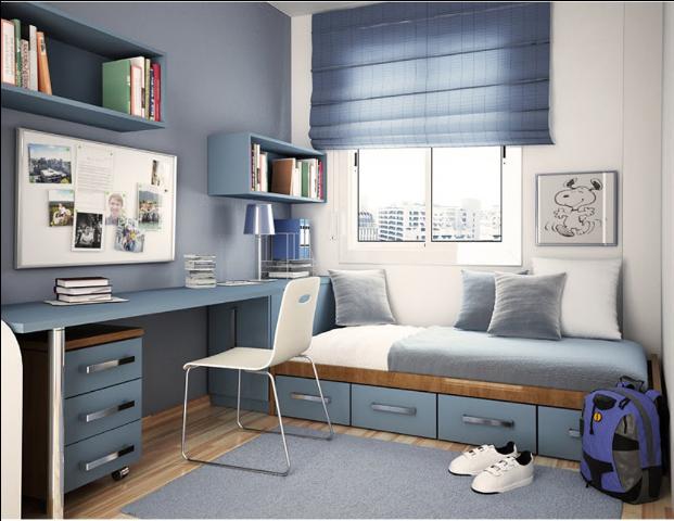 Teen boys modern bedrooms