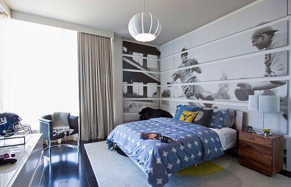 Teenage-boy-bedroom-for-sports-enthusiast