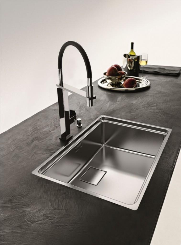 beautiful-minimalist-design-sink-for-kitchen