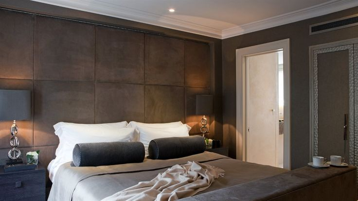 bedroom hotel style ideas