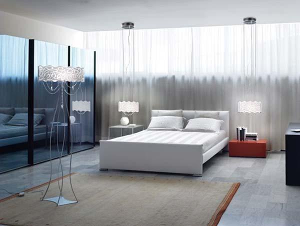 comfortable modern lighting