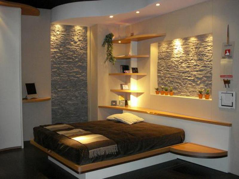 20 charming Modern bedroom lighting ideas