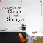 17 Stunning Kitchen wall Decor Ideas