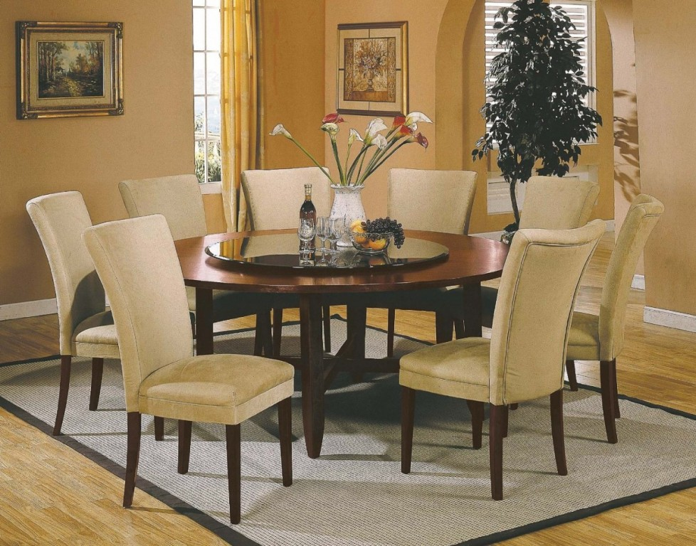 cozy-round-dining-room-tables-decorating-ideas