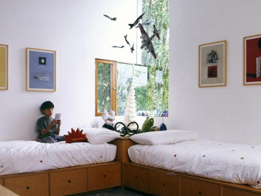 Small Bedroom For Two Boys Home Design Ideas