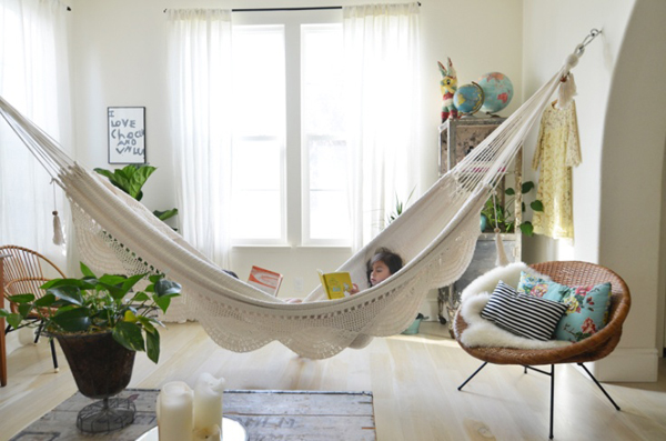 indoor-hammock-for-children