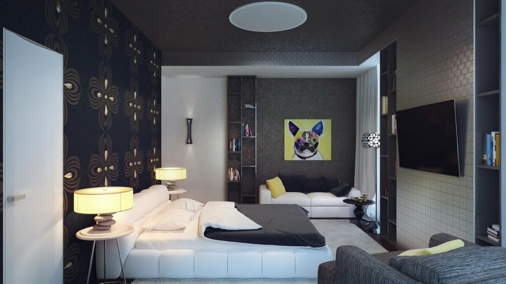 pretty-bedroom-lighting-design