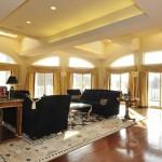 18 Modern Living Room Curtains Design Ideas