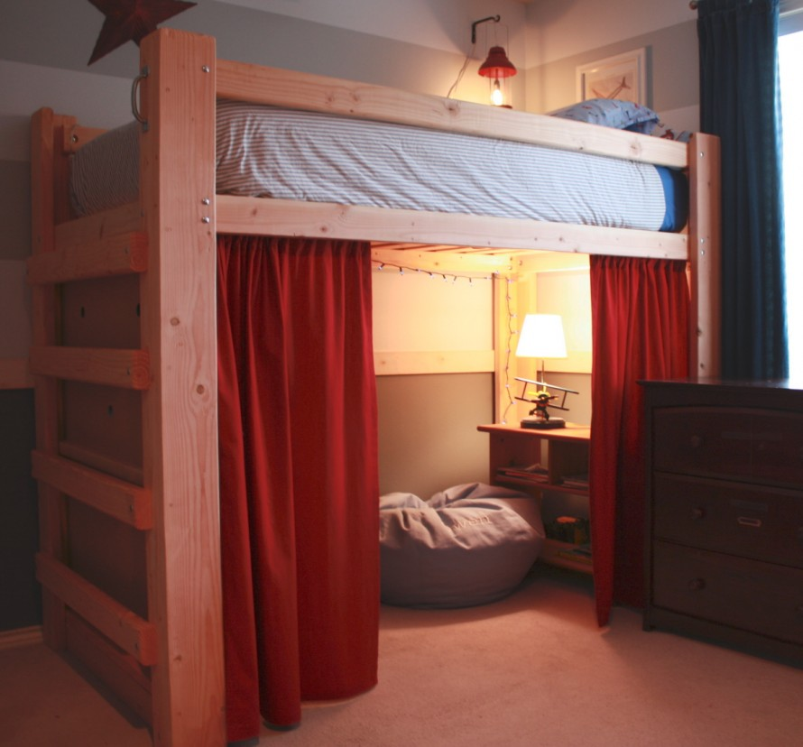 small-loft-beds-for-adults