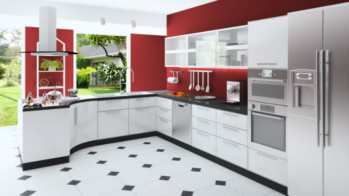 small ultimate top kitchen
