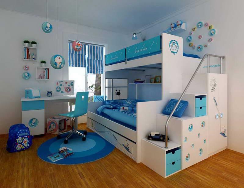 25 Cute Kids Room Design Ideas