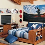 20 Awesome Teenage Boys Room Designs