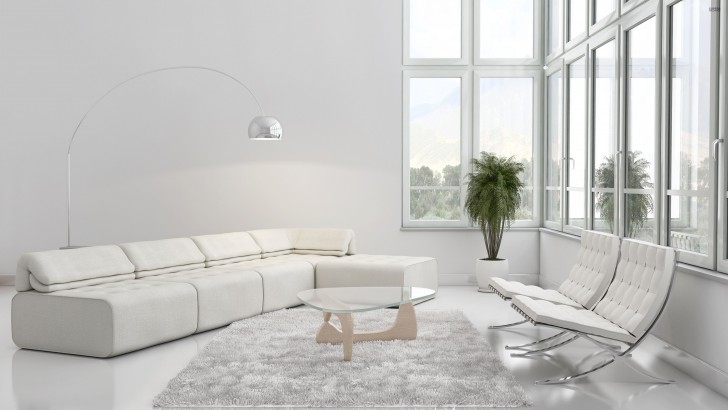 white-living-room-gorgeous-decorations