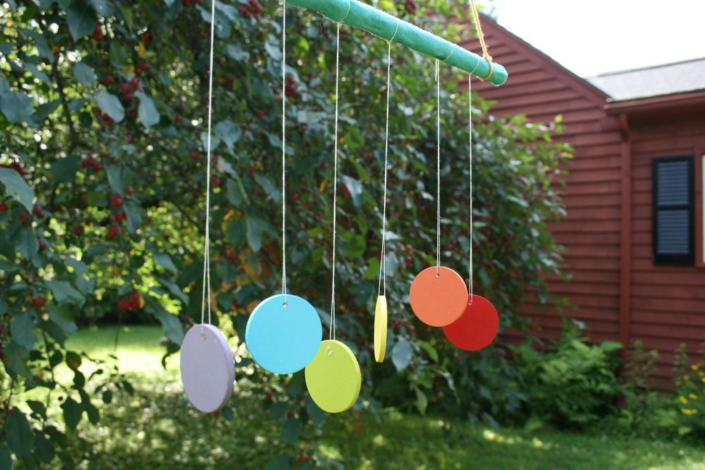 wind chime _