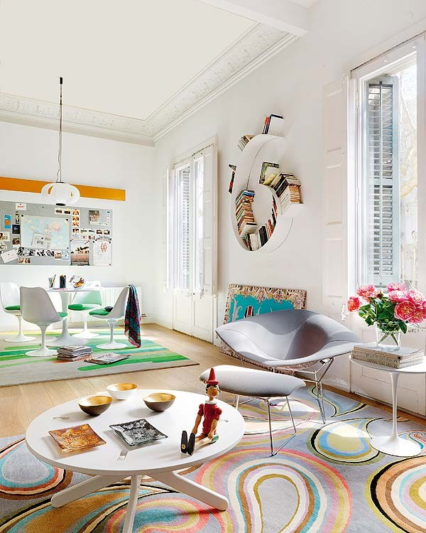 Barcelona-house-funky-colorful-decor