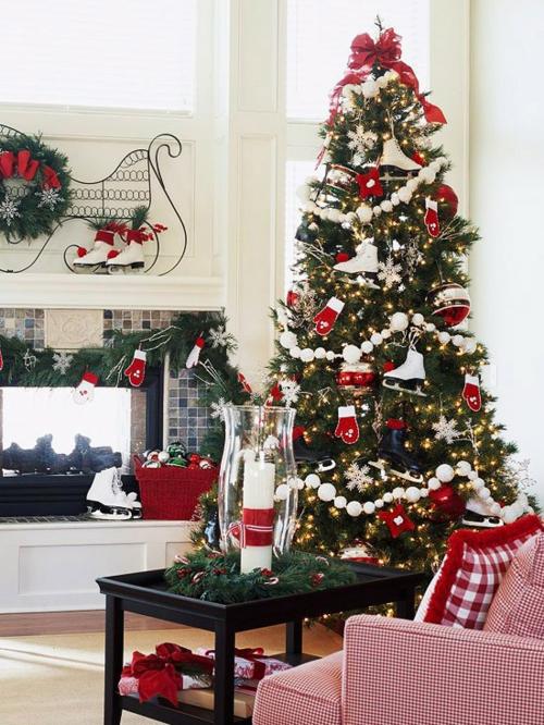 Beautiful-Christmas-Tree-Decorating-Ideas-)
