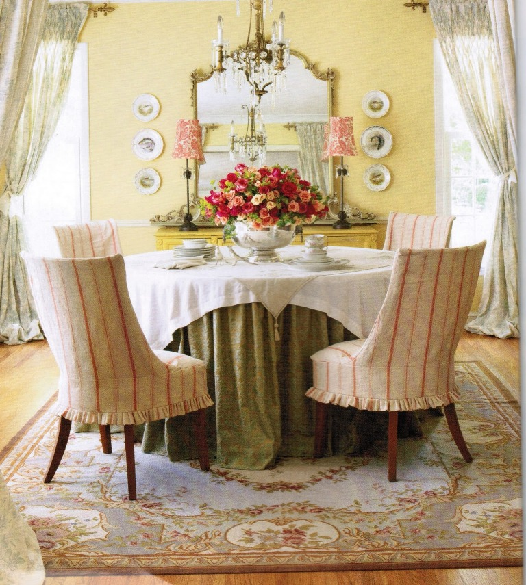 Elegant-French-Home-Décor-Ideas-for-Dining-Room-Interior