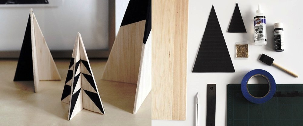 Geometric-Minimalist-Wooden-Christmas-Trees-in-Balsa