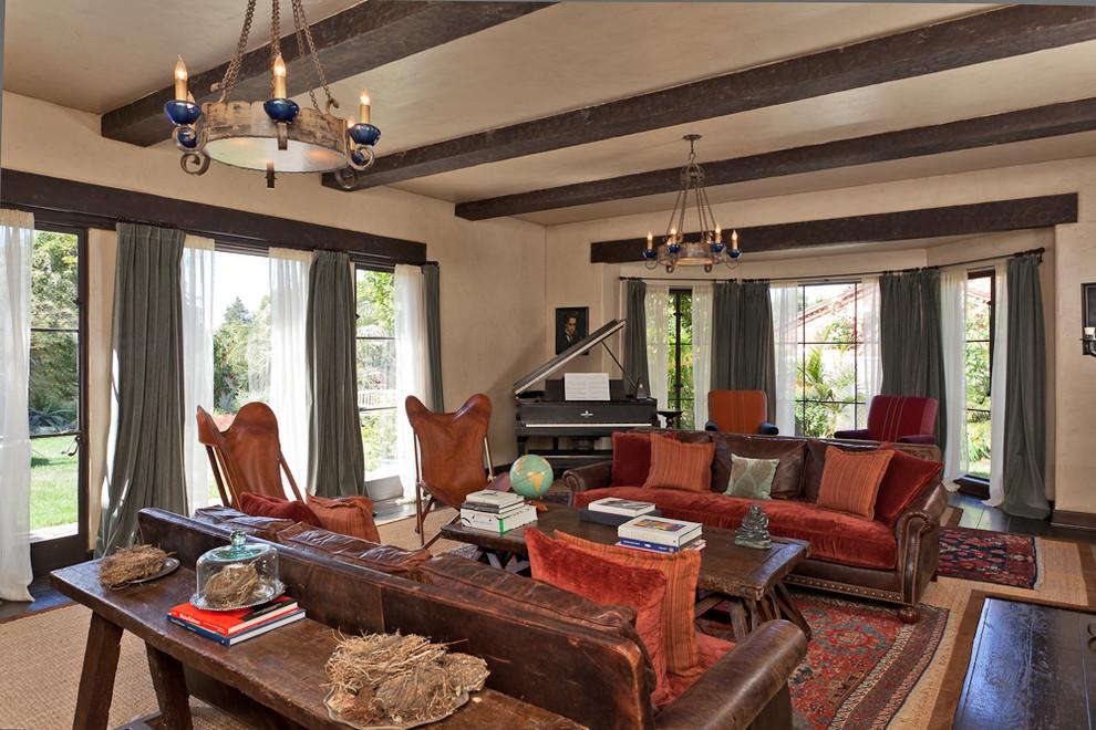 Good-Looking-Living-Room-Mediterranean-design-ideas-