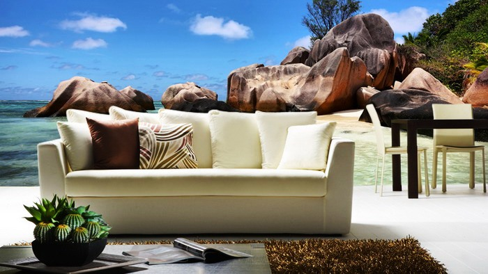 Modern-Living-Room-with-Seychelles-Nature-Wall-Mural