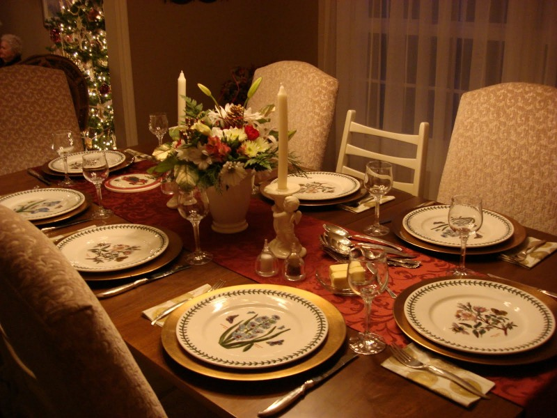 Table-and-Dining-Decor-for-Christmas-