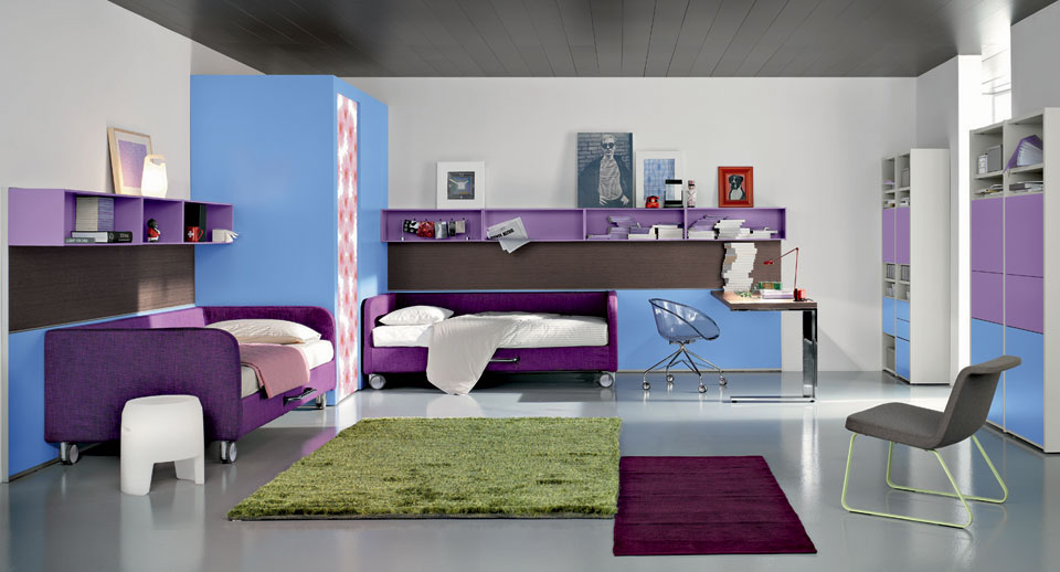 Teen-Bedroom-Design-Ideas-by-Nardi-Interni-