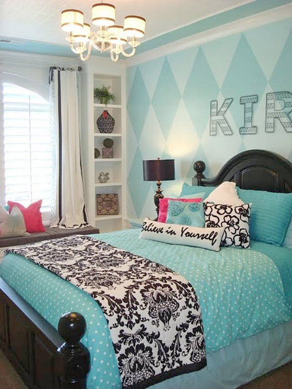 24 Tranditional Girl Bedroom Design Ideas