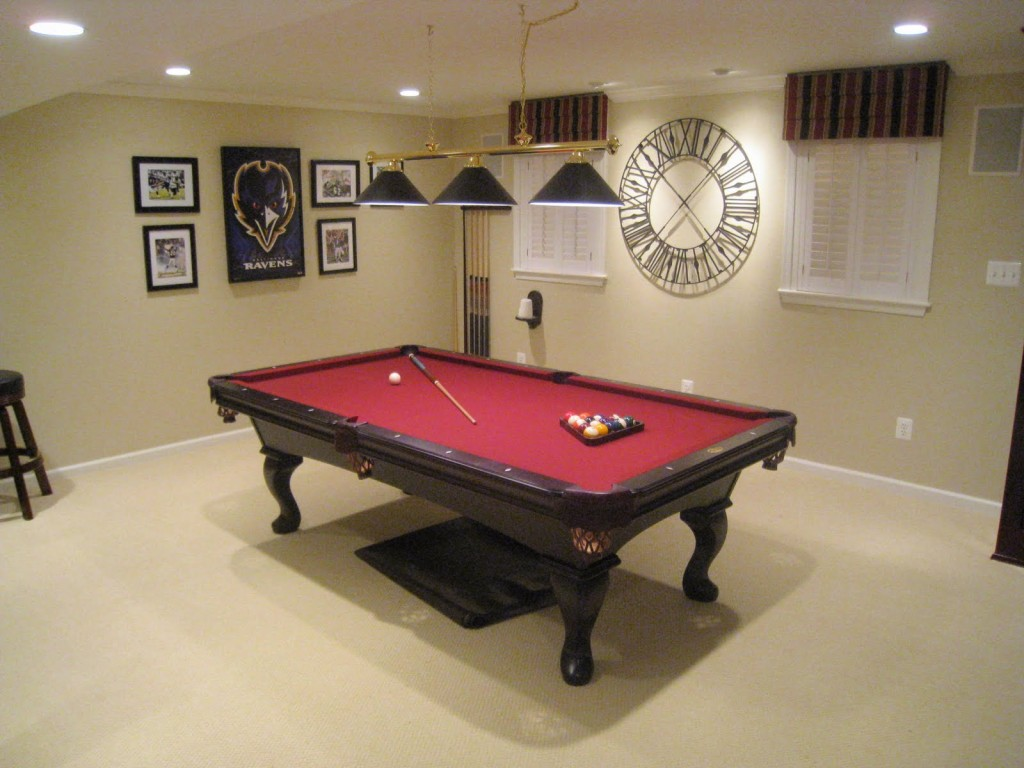 23 Game Rooms Ideas For A Fun Filled Home - The Wow Decor