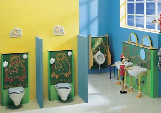 cute-kids-colors-for-bathroom-2015