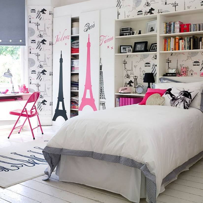 incredible-tween-girl-bedroom-ideas-teenage-girls-bedrooms-designs-paris
