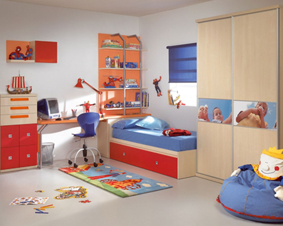kids-room-interior-stunning-small-space-kids-room-design-ideas