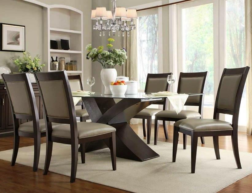rectangular-glass-top-dining-