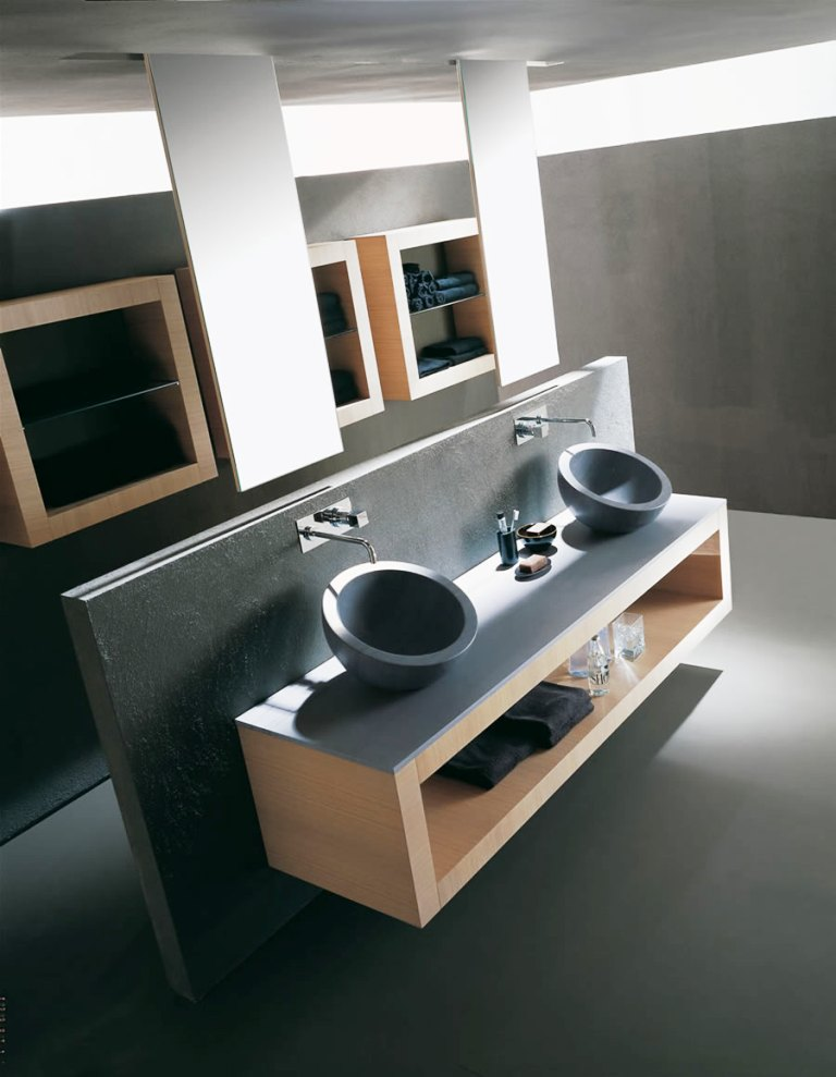 sweet-smart-bathroom-design-concept with creative sink