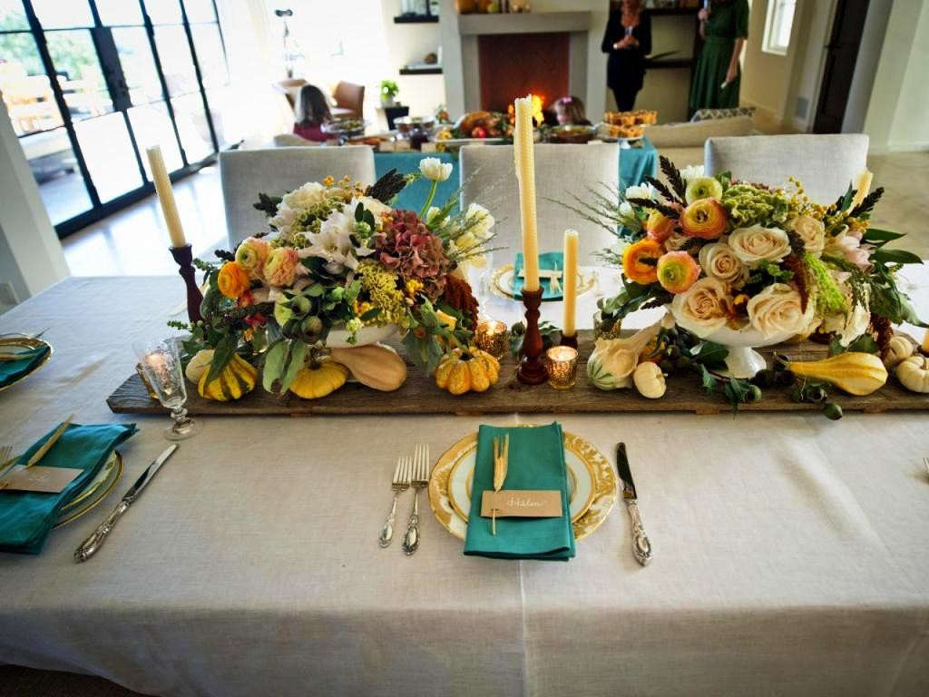 Thanksgiving-autumnal-table-setting