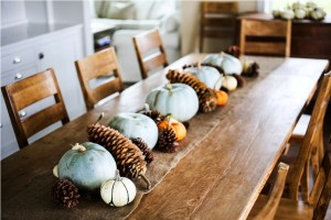 25 Decorative Thanks Giving Table Ideas